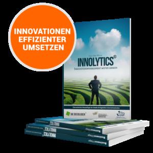 Innolytics Innovationsmanagement weiter denken Cover