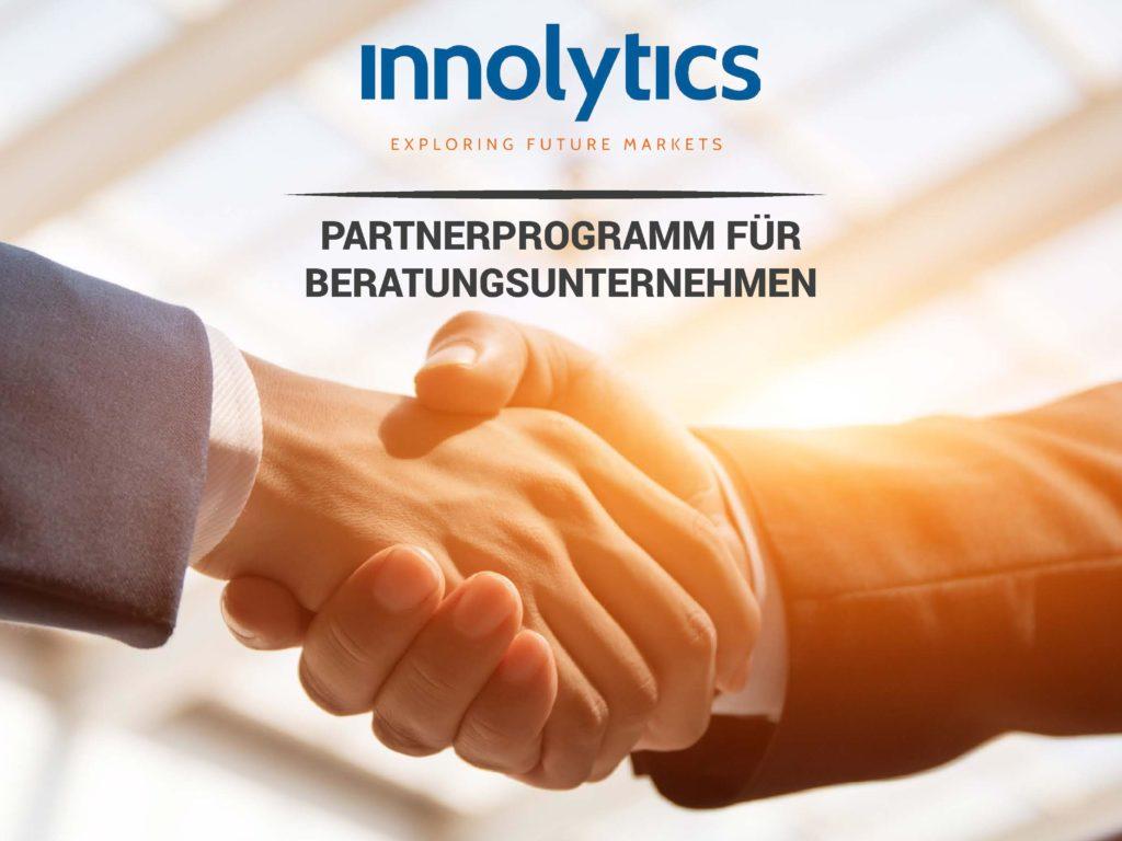 Innolytics Partnerprogramm