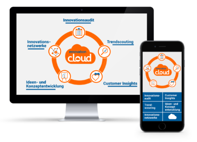 Innolytics Innovationsmanagement-Software Cloud