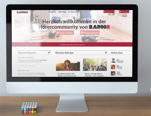 Vorstellung der Innolytics Community Software auf den Lokalrundfunktagen Nürnberg
