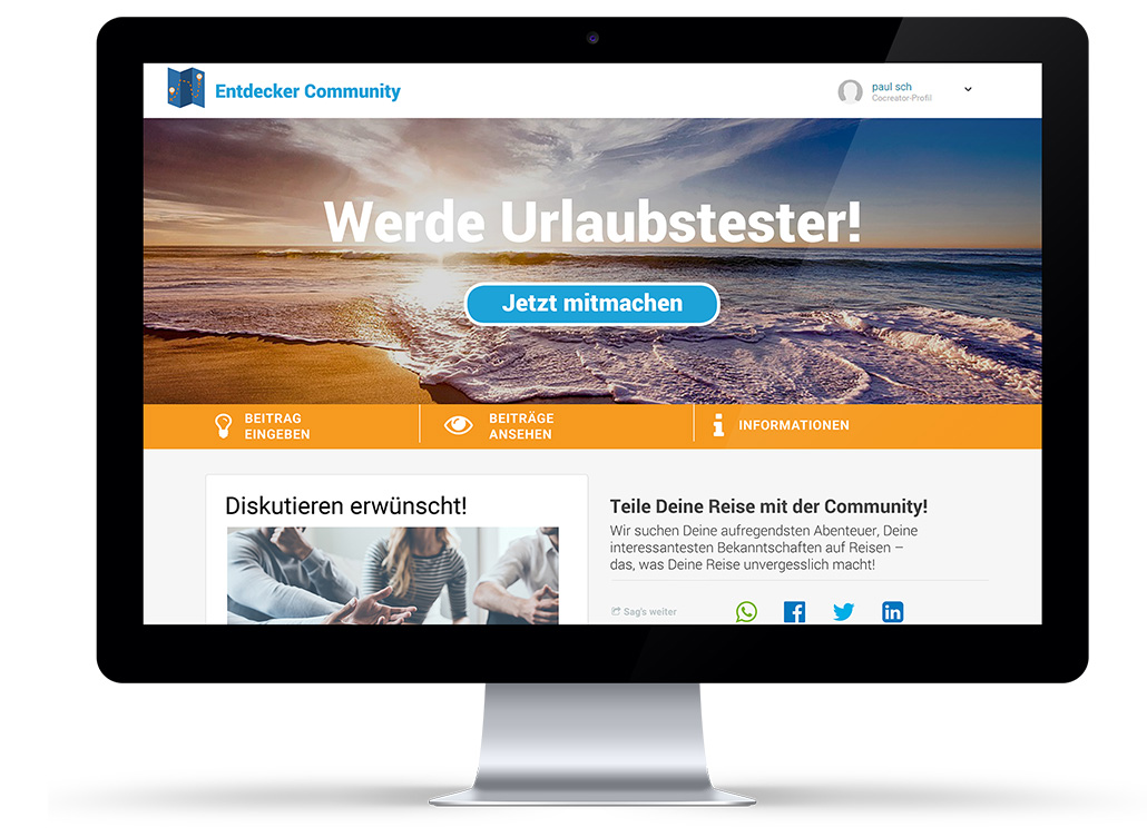 Innolytics Community Software Kundenbindung
