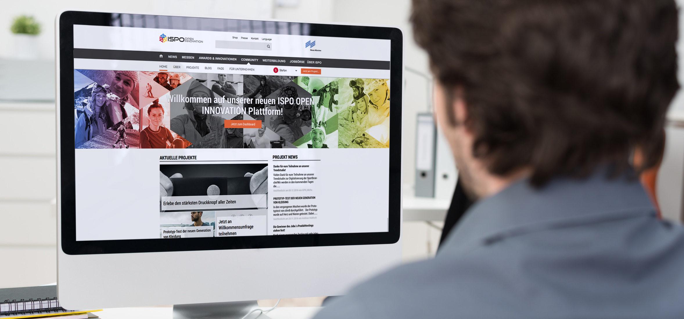 Open Innovation Software Plattform