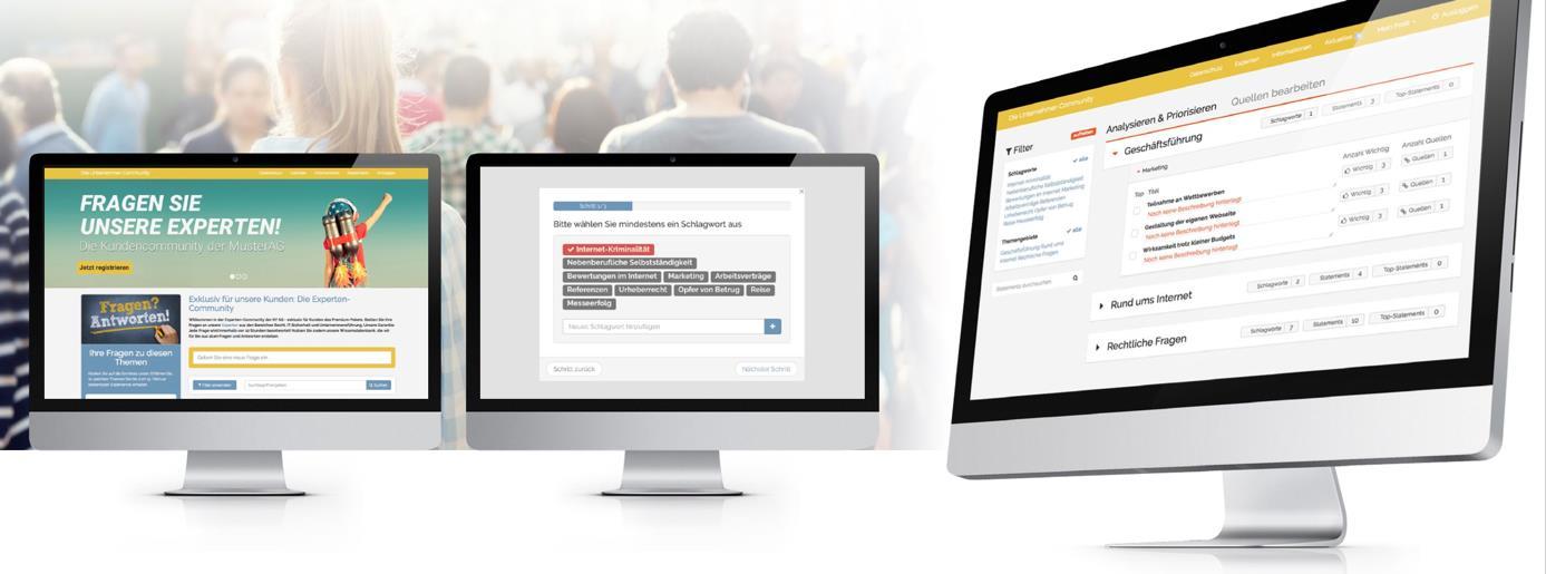 Online-Fokusgruppen