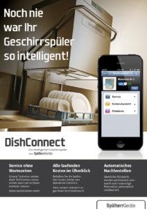 Konzepttest dishconnect washapp