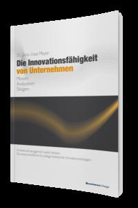 Die Innovationsfähigkeit von Unternehmen Cover