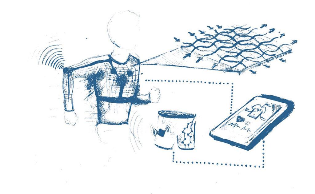 Digitalisierung Studie Sensoren