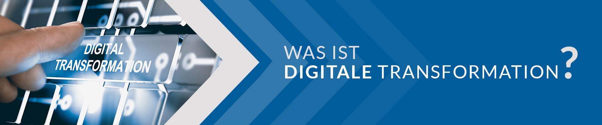 Was ist digitale Transformation