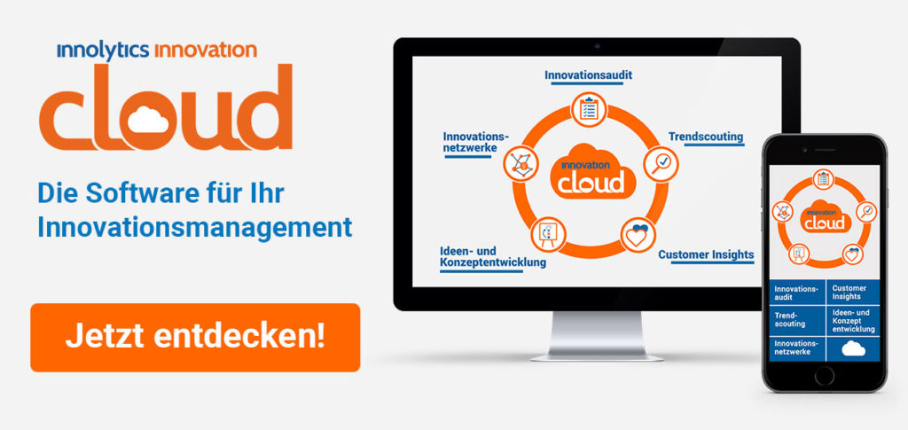 Innolytics Innovationsmanagement Software entdecken