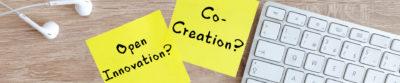 Open Innovation und Co-Creation
