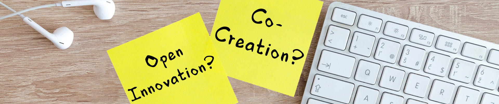 Open Innovation und Co-Creation