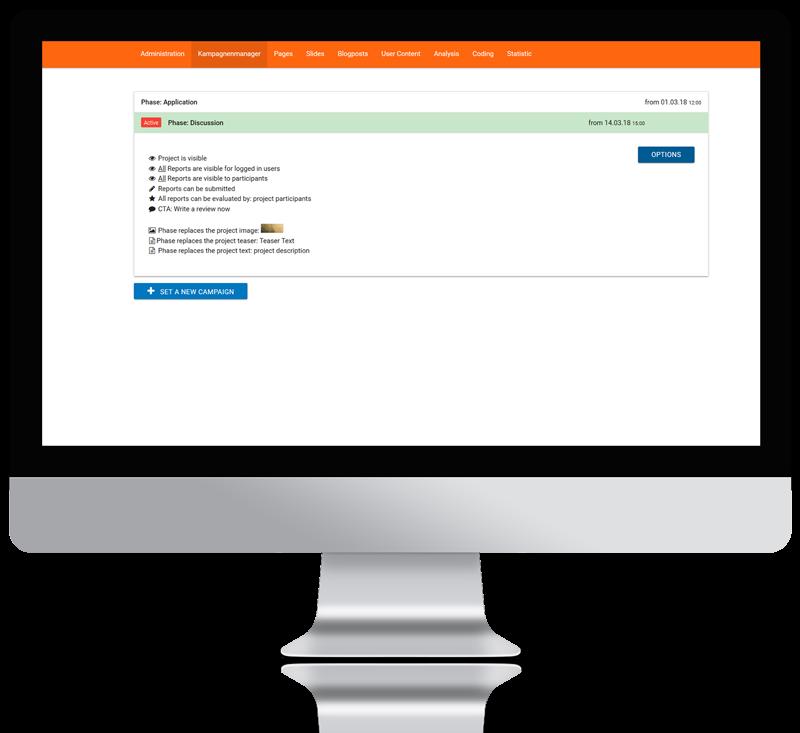idea management software campaigns