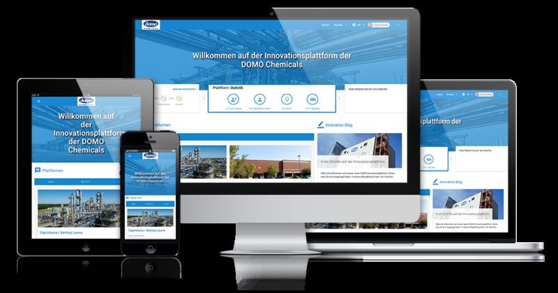 Domo Innovation Plattform