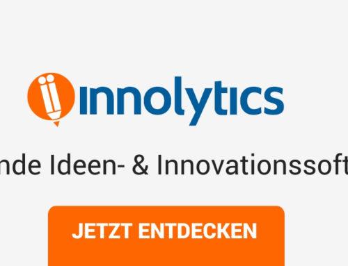 Erste kostenlose Ideen- und Innovationssoftware für Unternehmen