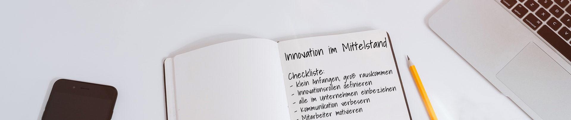 Innovation im Mittelstand