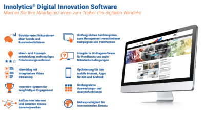 Digital Innovation Software