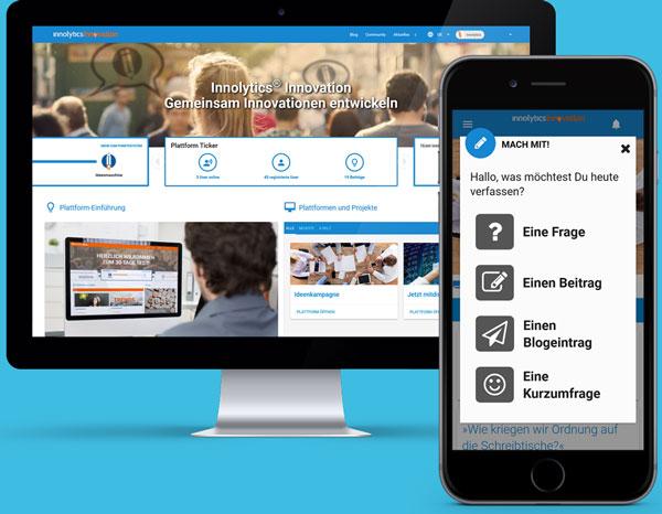 Innovationsmanagement-Software-Desktop-App
