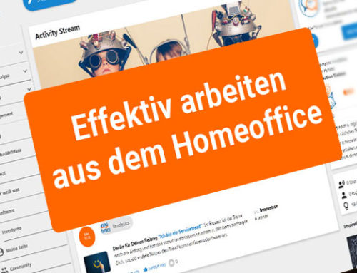 Collaboration Software Homeoffice Guide
