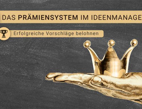 Ideenmanagement-Prämiensystem: Das müssen Sie wissen
