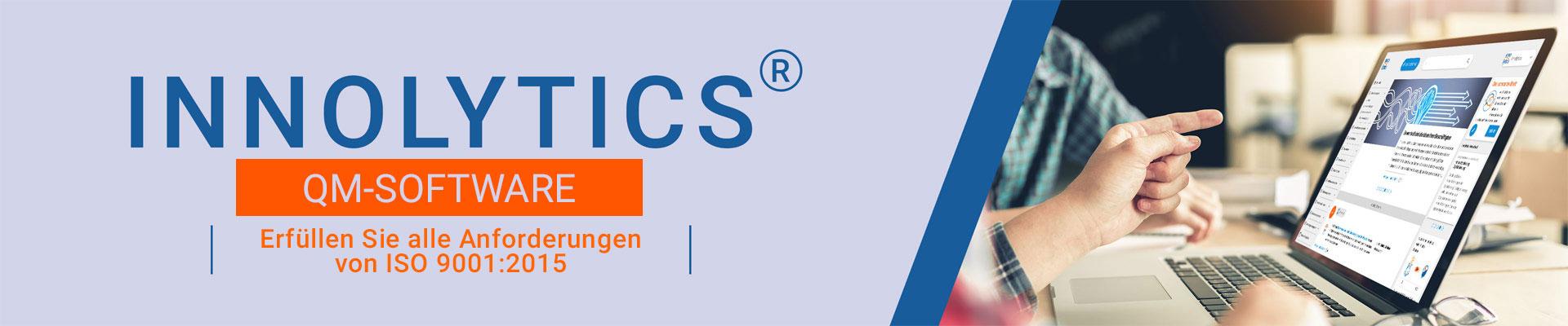 Innolytics-QM-Software-Anforderung-ISO-9001-2015