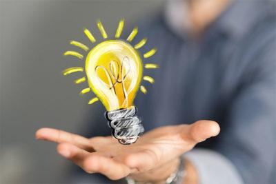 Innolytics Ideenmanagement-Software Idee eingeben