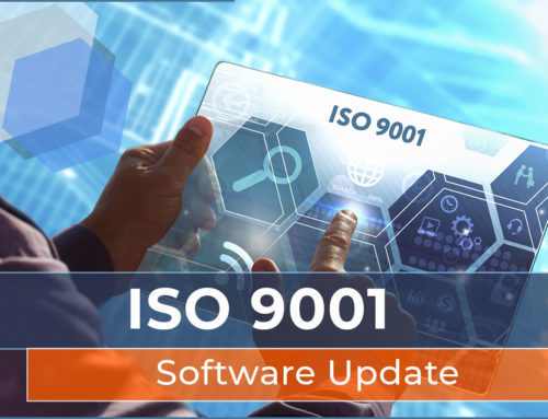 ISO 9001 Software Update