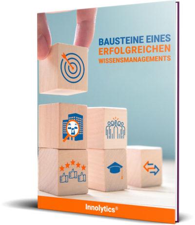 Coverseite des E-Books Wissensmanagement